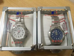 Very Rare 2003 Limited Model Mlb Opening Game Japan Holding Commemorative Watch