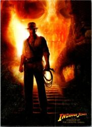 2008 Topps Indiana Jones Kingdom Of The Crystal Skull - Pick Choose Your Cards