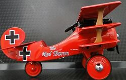 Pedal Plane Car Ww2 Metal Ford Aircraft P51 Mustang 1967 Too Small For Child