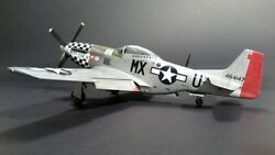 Ww2 Plane B Airplane Aircraft 1 Model Airforce Fighter Built Diecast 48 32 2 17