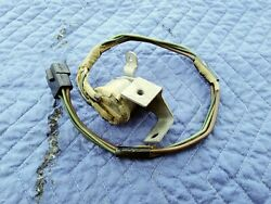1969 70 Chevy G 10 20 Van Th350 Trans Control Neutral Safety Switch Nos Gm