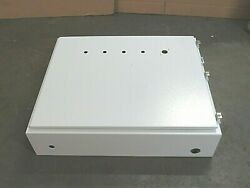 New Schaefers Hinged Wall Mount Enclosure Spn12-30368-8833-7035 30x36x8
