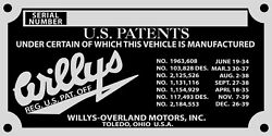 Willys Vin Id