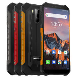 Ulefone Armor X5 Pro 64gb Rugged Cell Phone Unlocked 4g Android10 Smartphone Nfc