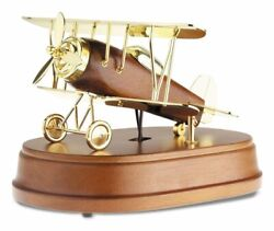 Souvenir Aircraft Musical Tree | Metal Multicolored Male Office Accessories...
