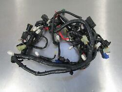 Yamaha Yzf R6 06 07 Complete Main Engine Wiring Harness Loom 15969kms Oem 2