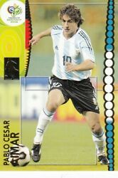 Panini Fifa 2006 Germany World Cup Soccer Card No46 Pablo Cesar Aimar X 20-argen