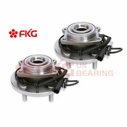 2 Front Wheel Bearing Hub For 08-20 Chrysler Town And Country Grand Caravan 513273