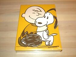 Peanuts Snoopy Book/schulz/carlsen Publisher New Orig. Packaging