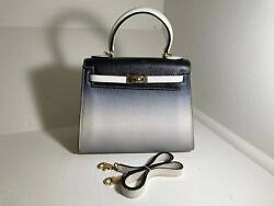 VINTAGE crossbody handbags kelly bag lookalike $125.00