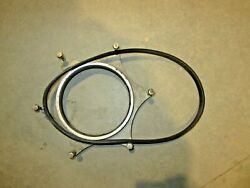 Omc Brp Johnson Evinrude Oem Seadrive Power Steering Pulley And Belt