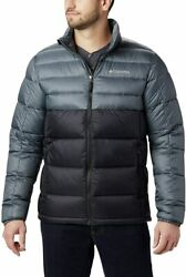Columbia Mens Buck Butte Insulated Jacket