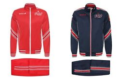 Men's Official Tracksuit Russian Team Olympic Russia Poccnr Bosco Sport New