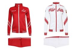 Women's Official Tracksuit Russian Team Olympic Russia Poccnr Bosco Sport New