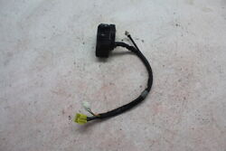 09-16 Suzuki Gsxr1000 Left Horn Signal Light Switch Switches Throttle Cable