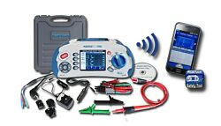 Peaktech P2755 Installation Safety Tester Rcd 1kv Insulation Tester Earth Ground