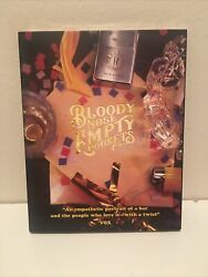 Utopia 001 Blu-ray Bloody Nose Empty Pockets W/ Oop Limited Slipcover- 1/500
