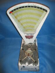 1960s Toledo Model 3111 Candy Food Scale Vintage 3 Pounds Lbs