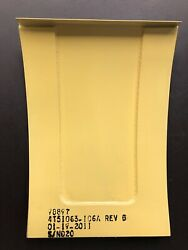 Cover Access Panel P/n 4t51063-106a C-5a Galaxy New Cond 11098 8