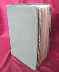 1936 Vintage French Hardcover Encyclopedia Larousse Book – Ancient Art Vol.i