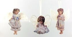 Heavens Little Angels Ornament Collection 1998 Bradford Editions S769