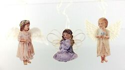 Heavens Little Angels Ornament Collection 1999 Bradford Editions S770
