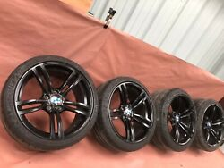 Factory Oem 19and039and039 Wheels Rims Bmw 2015 M2 M3 M4 S55 F82 51k Oem F 19x9 R 19x10
