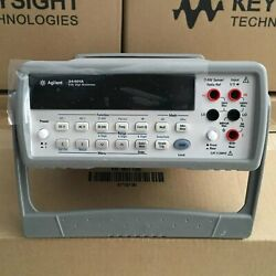 1pc Used For Agilent 34401a Digital Multimeter Free Shippingqw