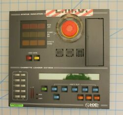 Cx1209p/vertical Diffusion Furnace Cassette Loader Panel/kokusai Semicond Equip
