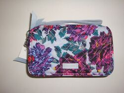 VERA BRADLEY All in One Crossbody for iPhone 6 Petite Neon Blooms $60.00