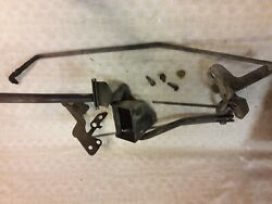 1961 62 63 Thunderbird Gas Pedal And Bell Crank Linkage And Brackets