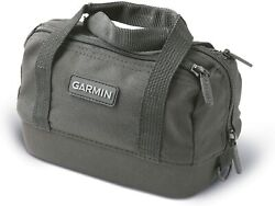 Garmin Carrying Black Bag with Straps and THREE zippers Hard Bottom $9.95