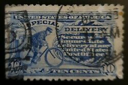 Us Special Delivery 10 Cent Stamp