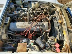 1975 1976 1977 1978 Datsun Nissan 280z Oem Engine Tested In Running Condition