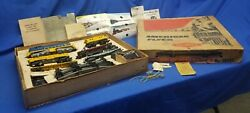 American Flyer 1959 20525 Defender Train Set A Rare Chance For A Great Set