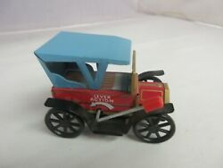 Vintage Japan Toy Small Leaver Action Car Tin Toy Collectible Exc Cond 793