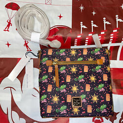 Disney Parks Dooney amp; Bourke Tangled Rapunzel Crossbody 10th Anniversary Purse🎁 $249.90