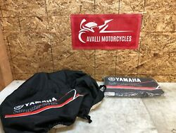 Yamaha Outboard Saltwater Series Engine Storage Cover Oem 150-250hp 3.1l 2.6l
