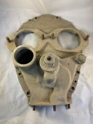 Continental Engine Accessory Case P/n 6557. Used