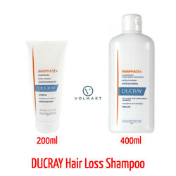 Ducray Anaphase+ Anti-hair Loss Complement Treatment Shampoo - 200ml Or 400ml