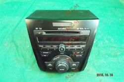 Audio Equipment Radio Us Market Receiver Assembly Tech Fits 13-15 Ilx 898777