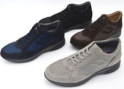 4us Cesare Paciotti Man Sneaker Shoes Sports Casual Trainers Free Time Code Cu3t