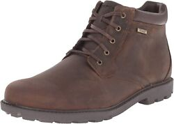 Rockport Storm Surge Menand039s Water Proof Plain Toe Boot M W