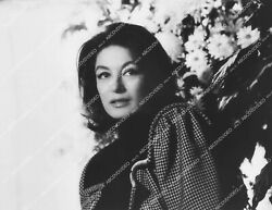 Crp-28185 Anouk Aimee French Foreign Film A Man And A Woman 20 Years Later Aka U