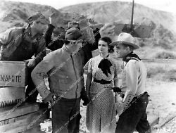 Crp-31196 1936 Frances Grant, Gene Autry Film Red River Valley Crp-31196