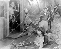 Crp-31285 1936 Gene Autry, Pat Buttram And Cast Film Red River Valley Crp-31285
