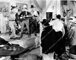 Crp-31295 1936 Gene Autry, Smiley Burnette And Cast Film Red River Valley Crp-31