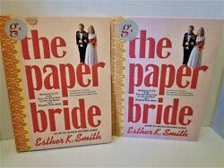 Lot Of 2 The Paper Bride Wedding Diy From Pop-the-question To Tie-the-knot 2009