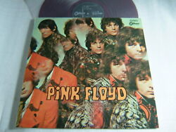 Red Vinyl / Pink Floyd The Piper At The Gates / Japan Clean Copy Ot