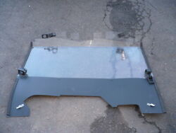 No Shipping John Deere Gator Windshield Fits Many Different Models Used